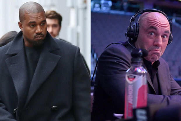 Kanye West Is Appearing On Joe Rogan In The Most 2020 Podcast Of The Year
