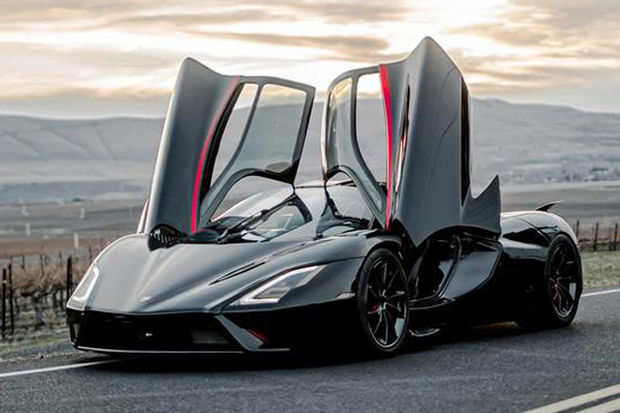 The SSC Tuatara Just Hit 330MPH, Becoming The World's Fastest Production Car