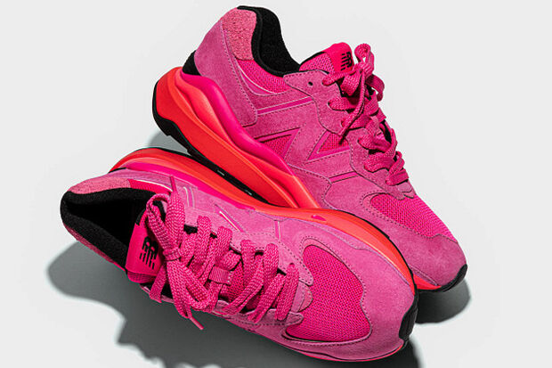 The New Balance 'Pink Glo' Sneakers Have Finally Dropped In The UAE and Kuwait