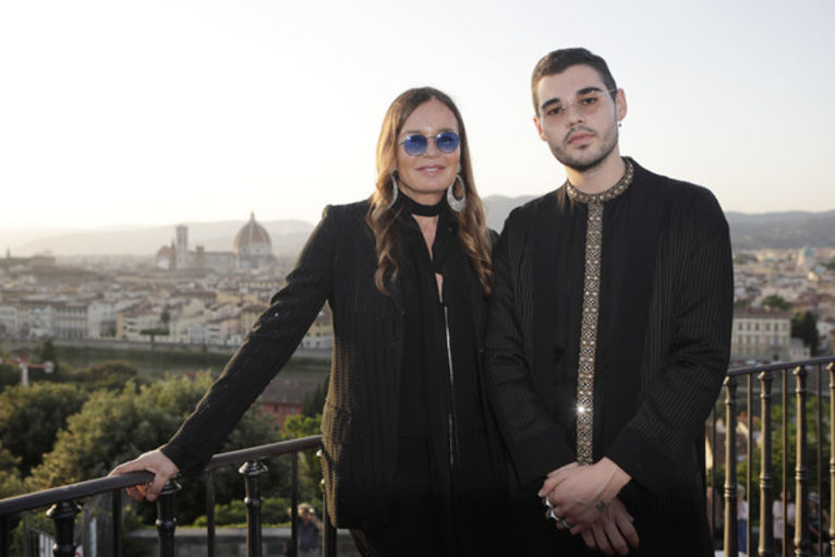 Eva And Robert Cavalli S Rules To Timeless Style