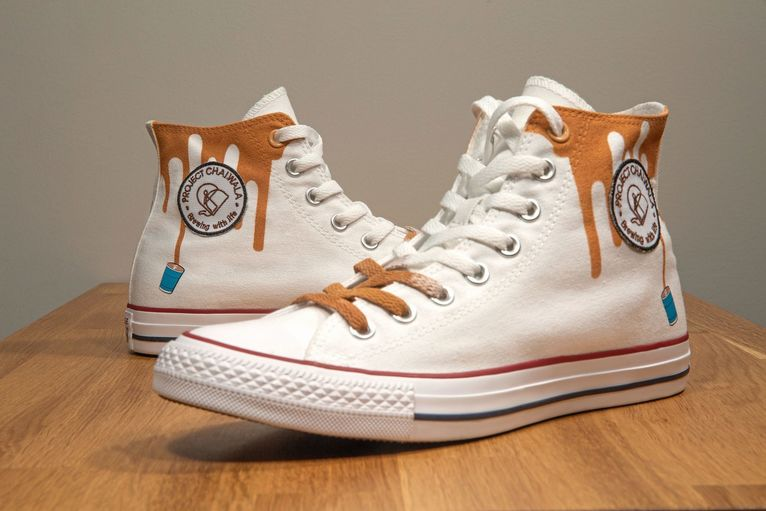 Another Dubai Sneaker Collab Waiting