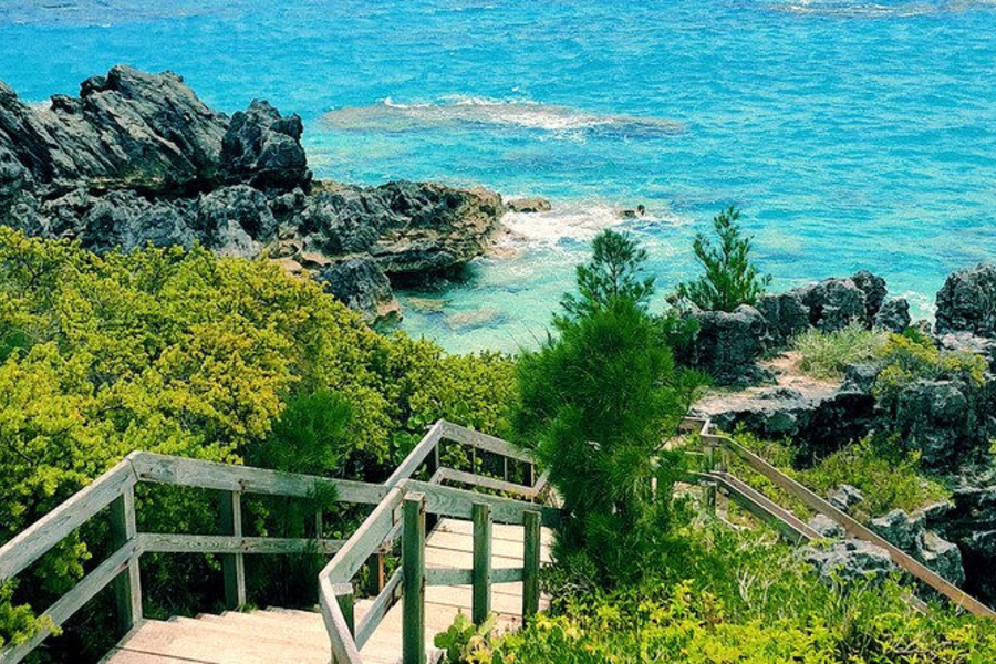 Bermuda is the Best Place to Find Hidden, Almost-Private Beaches