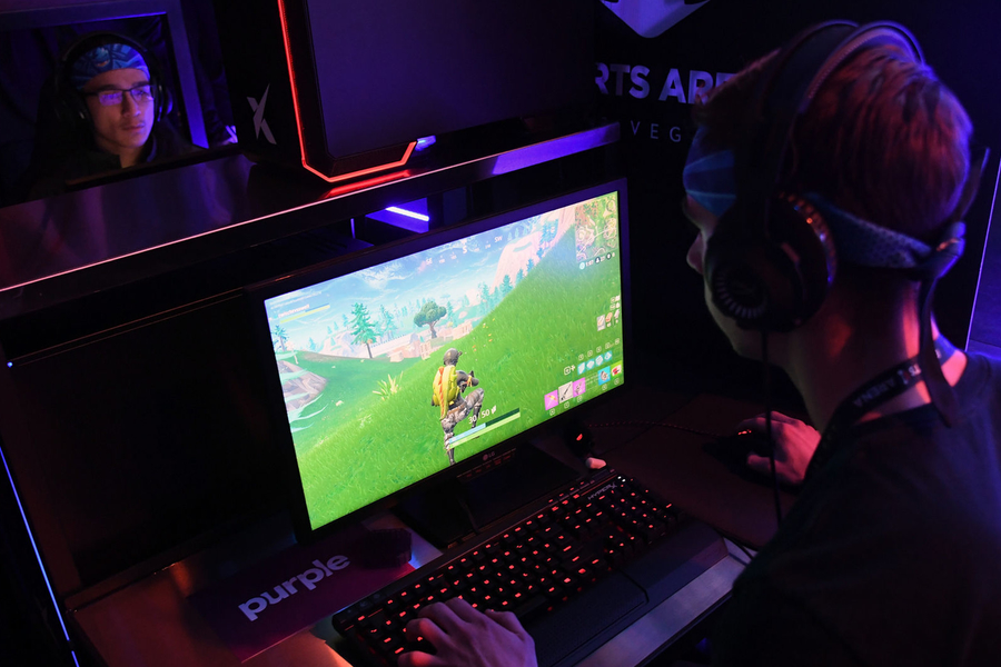 Parents have Begun Hiring Fortnite Coaches for their Kids