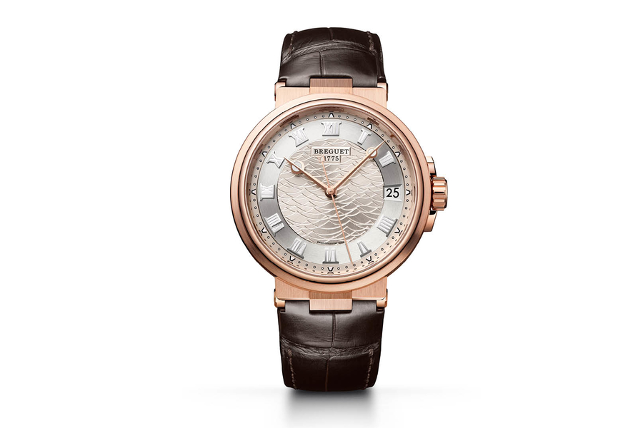 In Detail: The Marine 5517 From Breguet