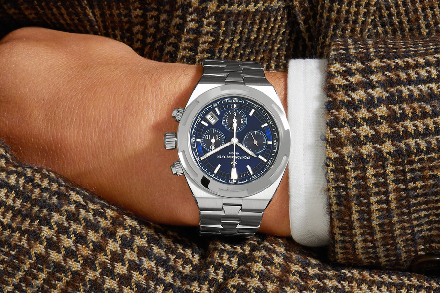 Vacheron Constantin Just Launched On Mr Porter