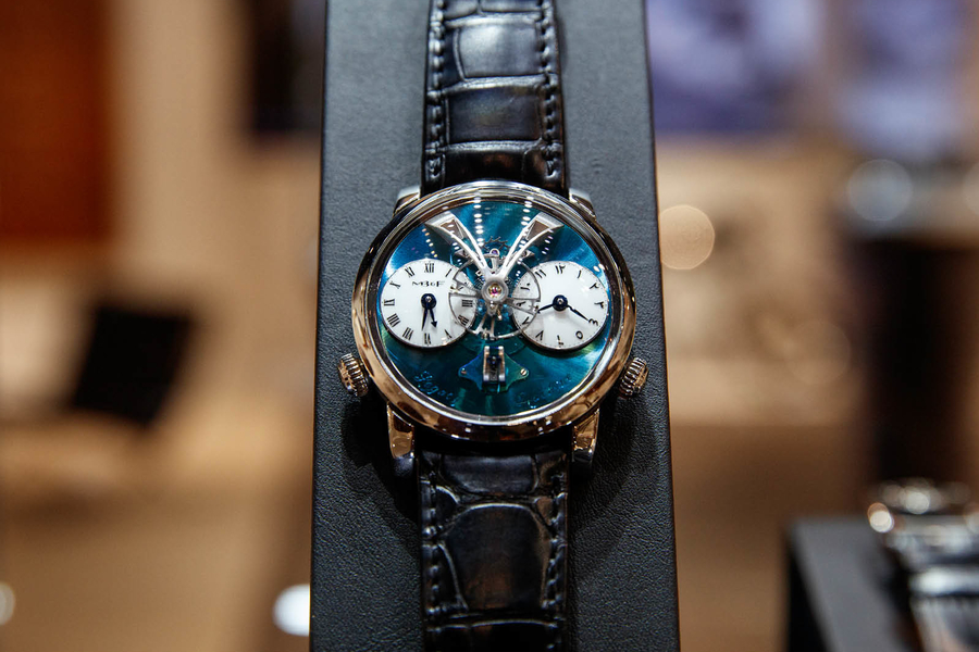 MB&F M.A.D. Gallery Opens in The Dubai Mall