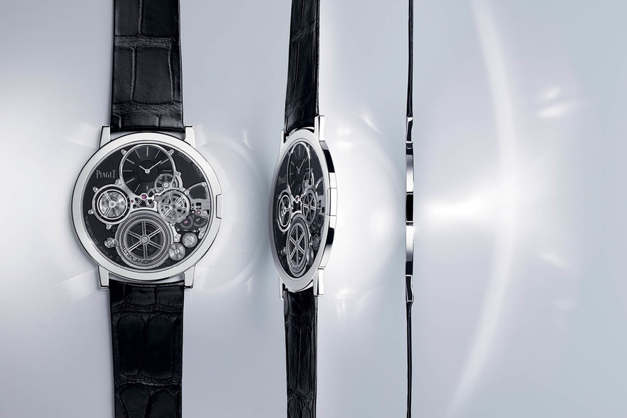 Slimming Down: 7 of the Thinnest Timepieces