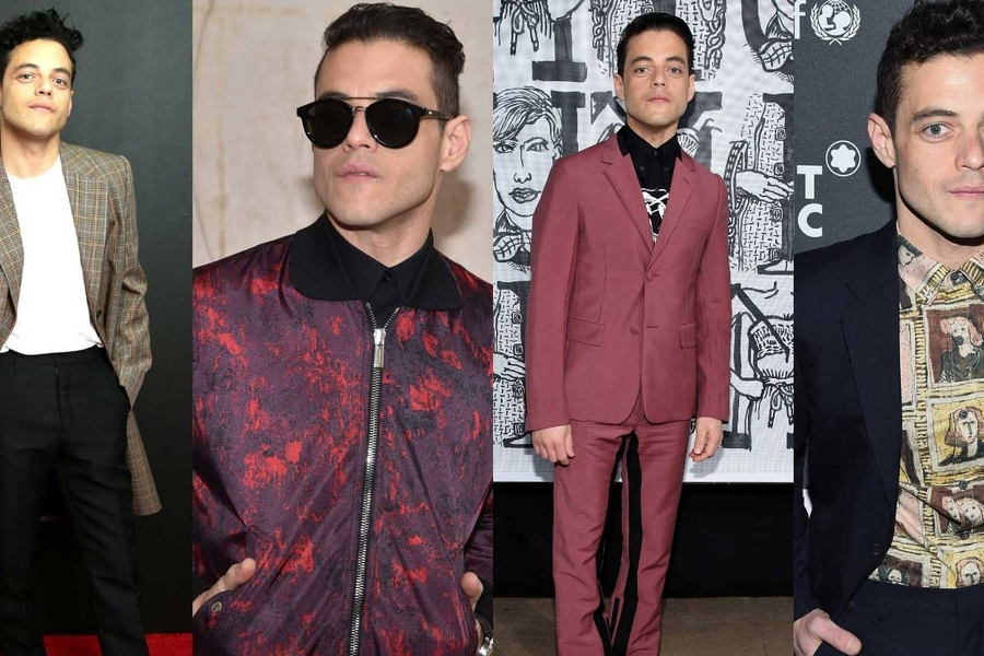 Style File: Rami Malek Gives us a Lesson in Smart-Casual