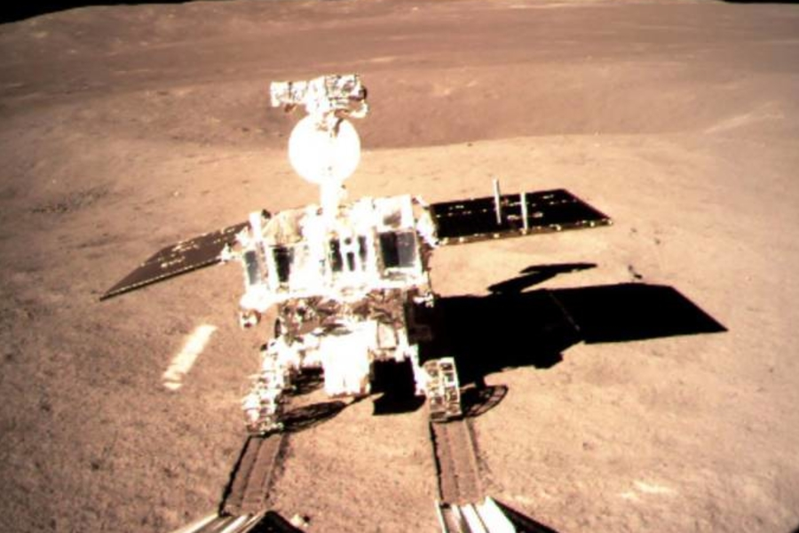 Everything We Could Learn From China's Daring Moon Landing