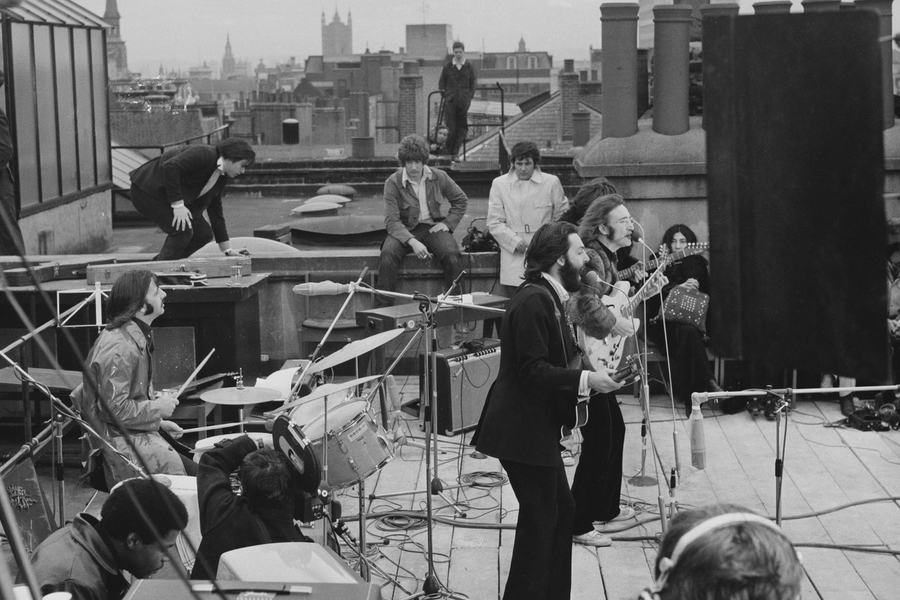 How The Beatles Nailed The Art Of The Publicity Stunt