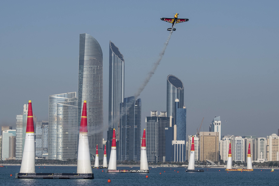 How To Become The Red Bull Air Race World Champion