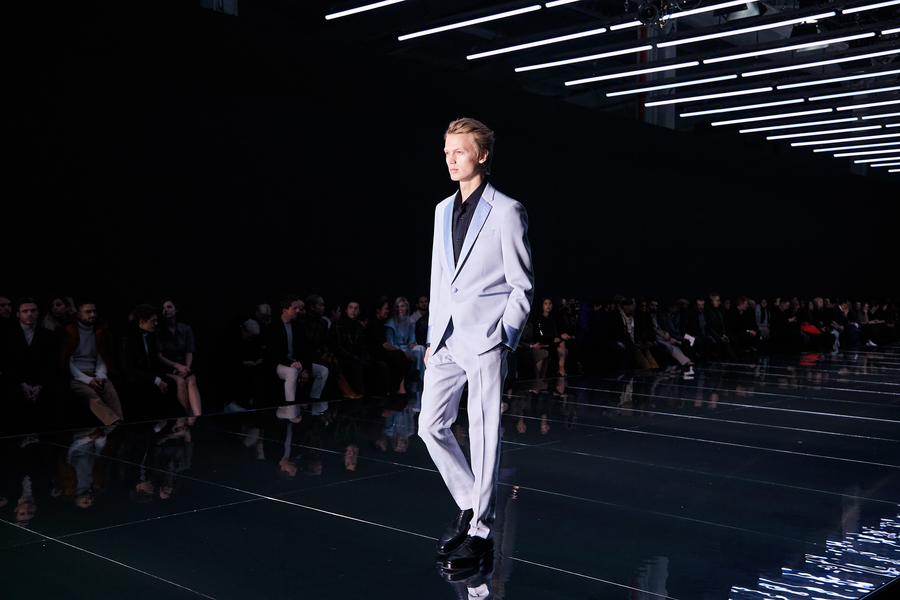 Boss Is Bringing Back The Suit, And That's A Good Thing