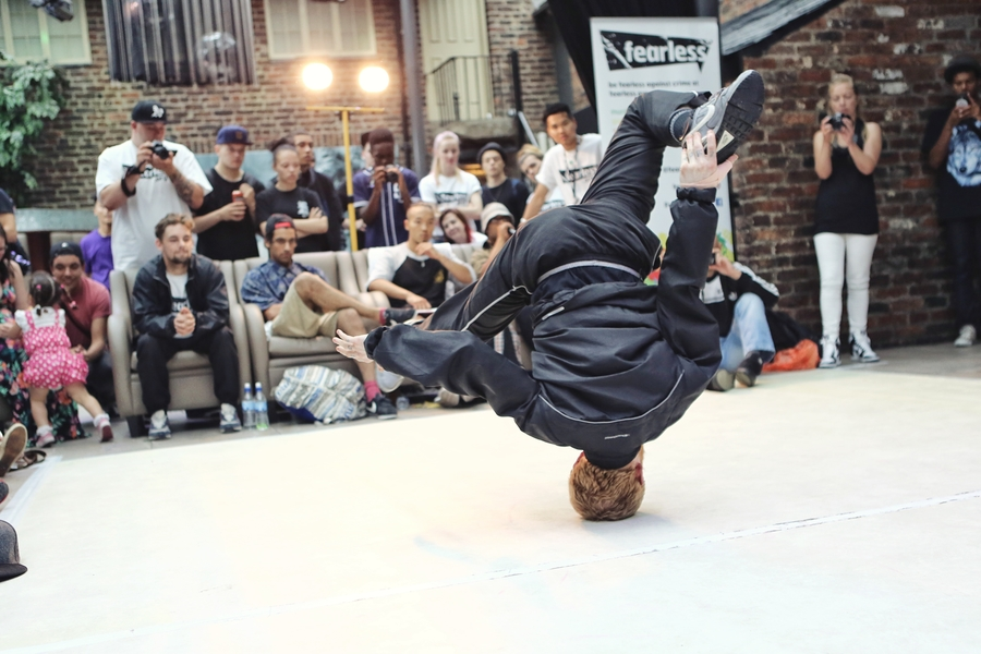 Breakdancing Heading To The 2024 Olympics Games