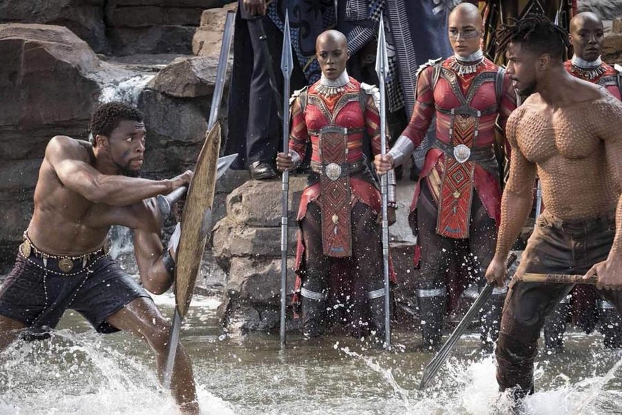 Black Panther doesn't need an Oscar – it's the other way around