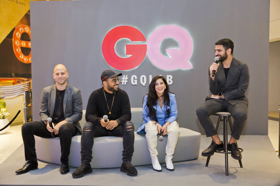 GQ Lab Takes Centre Stage At Gate Avenue