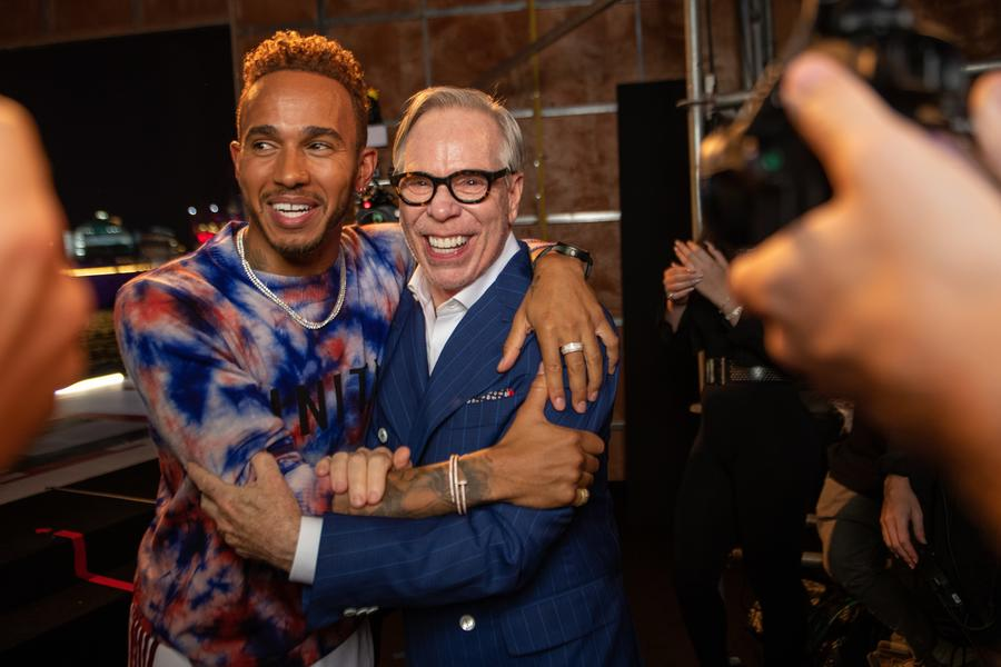 How Lewis Hamilton Became The Hardest Working Fashion Guy In The Room