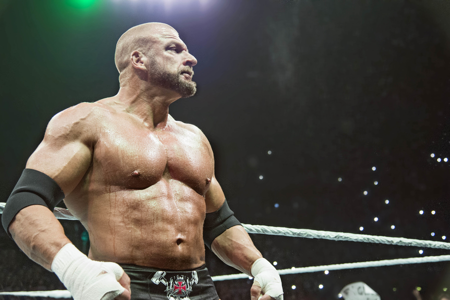 How Wrestling Legend Triple H Is Bringing WWE To The Middle East