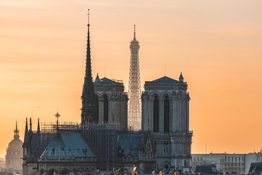 The Fashion Industry Reacts To Notre Dame Fire