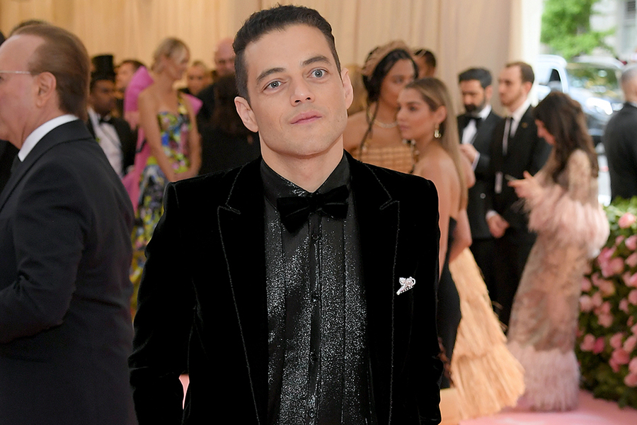 You Should Pay More Attention To Rami Malek's Met Gala Look