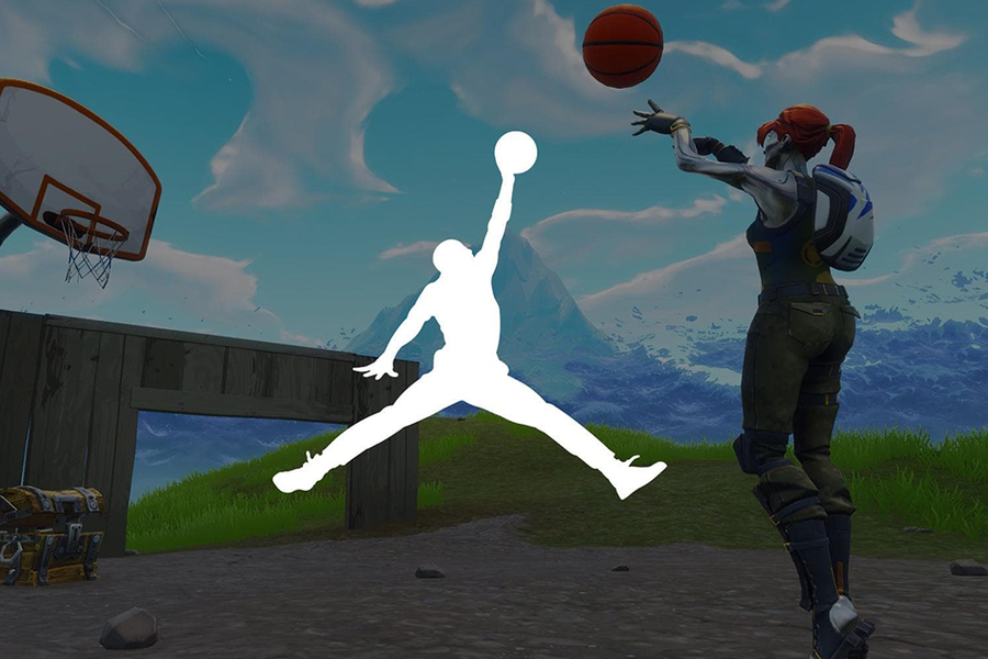 Fortnite x Jordan Is The Latest Unholy Gaming Crossover
