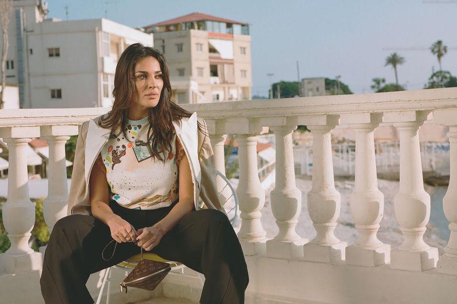 The Quiet Fire of Nadine Njeim