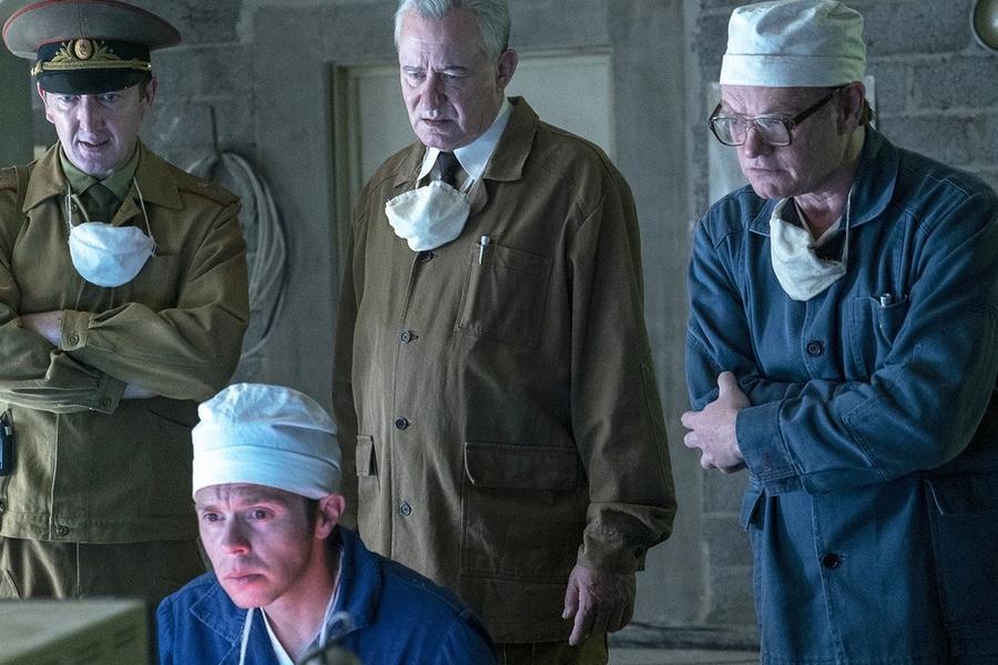 Chernobyl Is Peak Horror