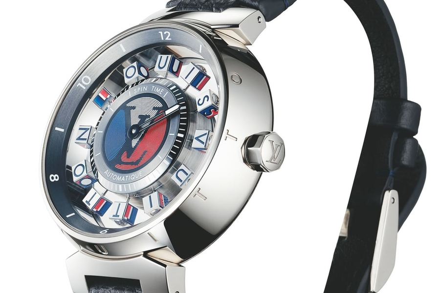 The Louis Vuitton Tambour Collection Has Just Changed The Smartwatch Game