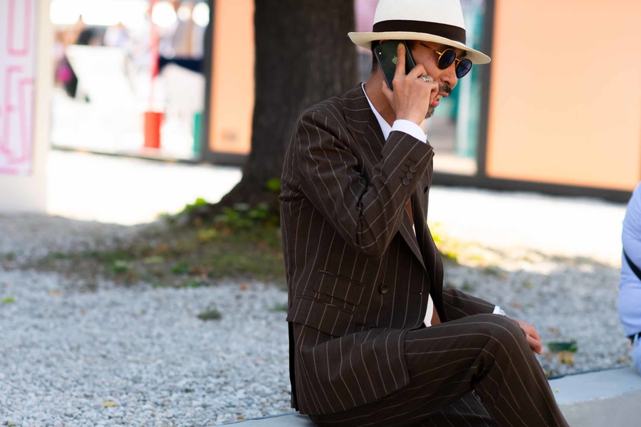 Street Style From Day 2 At Pitti Uomo