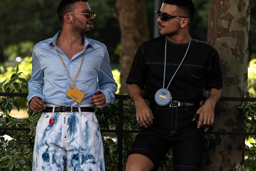 Street Style From Milan Fashion Week Day 2