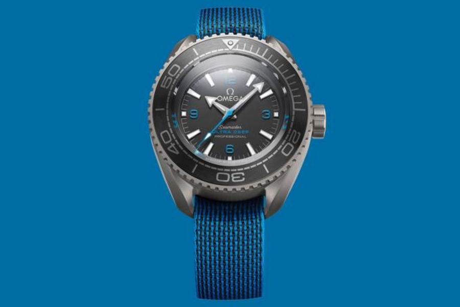 Omega's New Watch Was Tested At The Bottom Of The Deepest Point On Earth