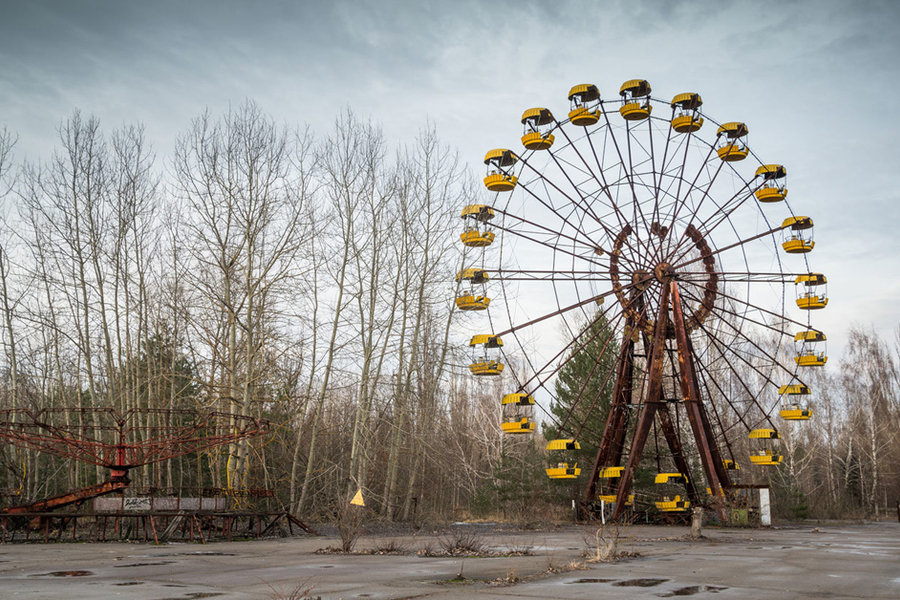 Want To Visit Chernobyl? Here's How To Do It