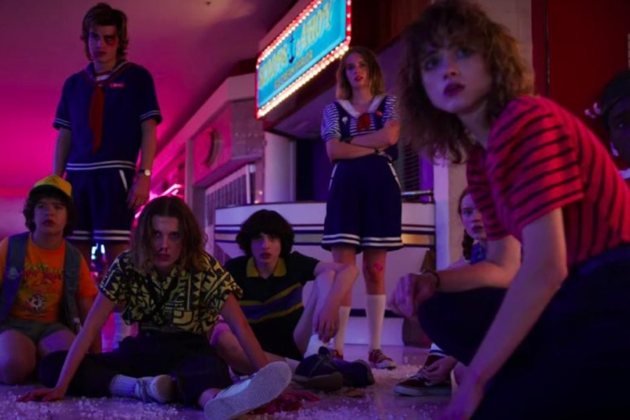 The Stranger Things Cast Have Created The Ultimate Recap To Get You Ready For Season 3