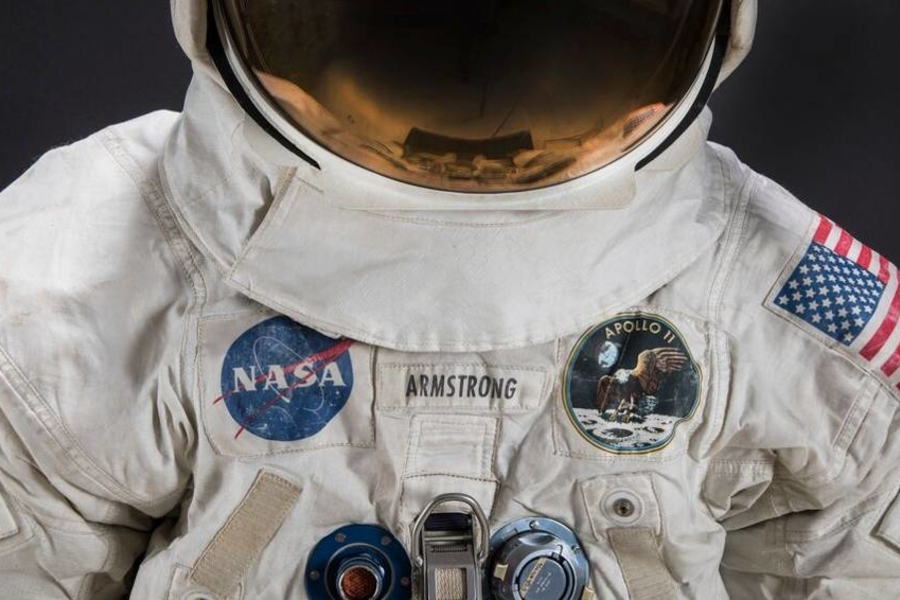 How Neil Armstrong's Spacesuit Was Saved Using 3D Scanning
