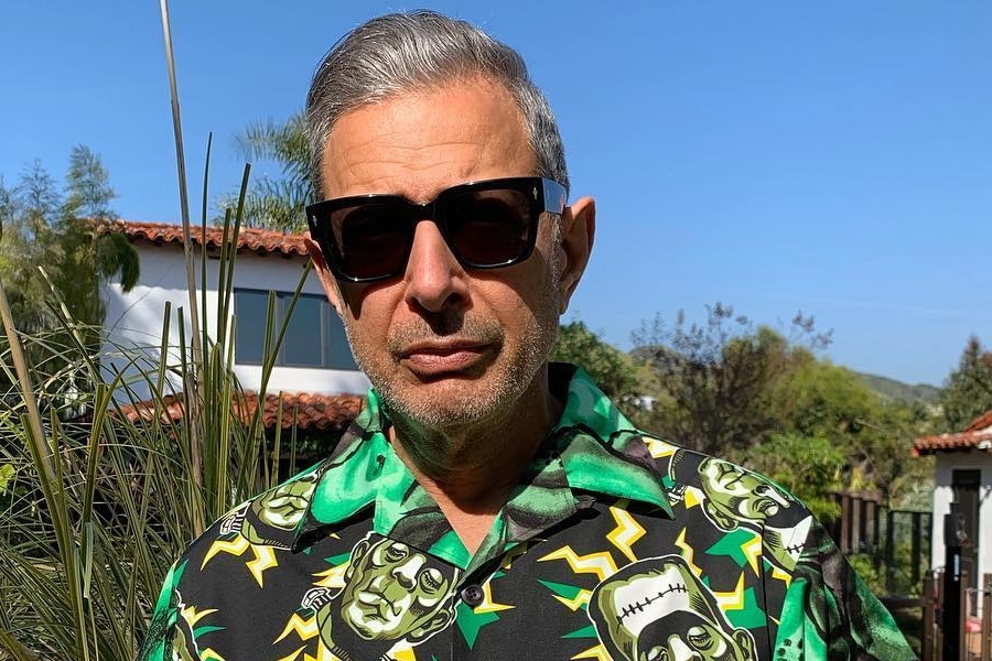 Everyone's Internet Dad Jeff Goldblum's Favourite Kind Of Summer Shirt Should Be Your Go To