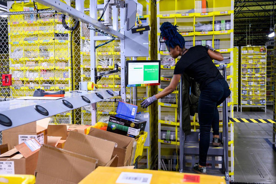 Amazon Is Investing Almost A Billion Dollars On The Age Of Automation