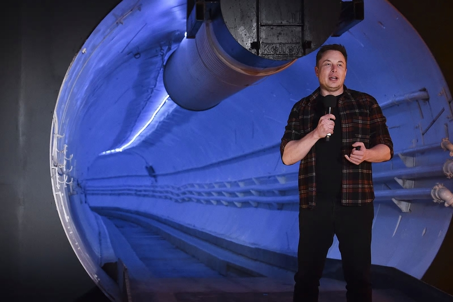 A VR Experience Of Musk's High-Speed Hyperloop Is Here