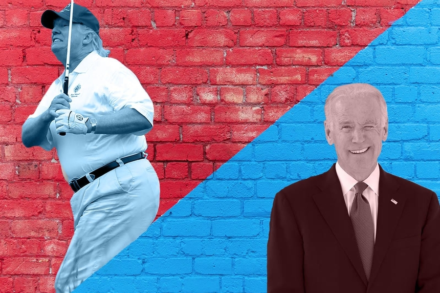 Who Would Actually Win A Fitness Challenge Between Joe Biden And Donald Trump?