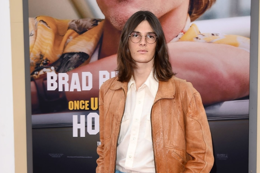 Dylan Brosnan Stole The Show At The Once Upon A Time In Hollywood Premiere