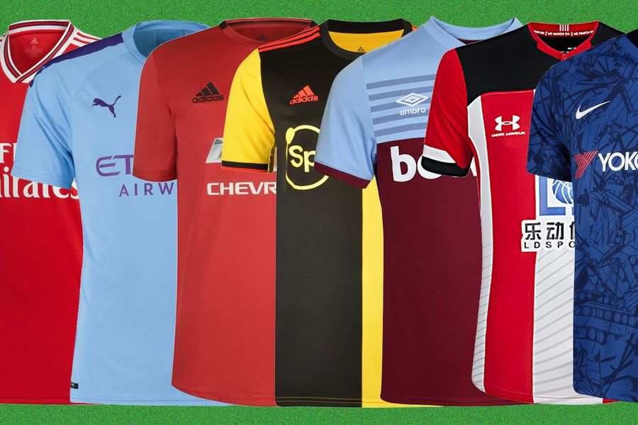 Premier League Kits 2019/20: Ranked From Worst To Best