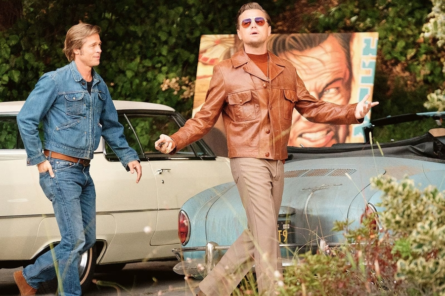 A Spoiler-Free Once Upon A Time... In Hollywood Review: A Sickly-Sweet Layer Cake Of Nostalgia