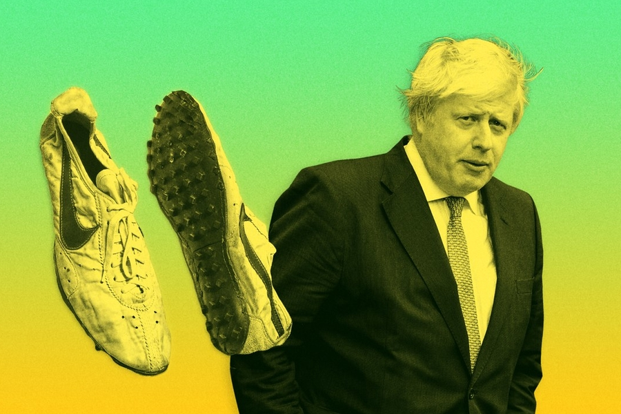 Boris Johnson: Now Here's a Guy Who Dresses Rich!