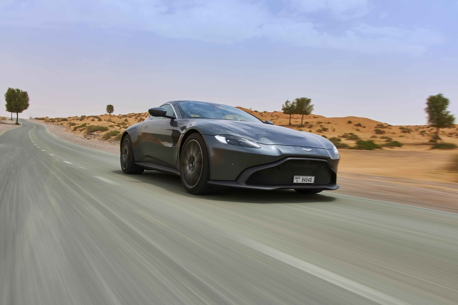 Here's How You Can Live Out that James Bond Aston Martin Fantasy in the UAE
