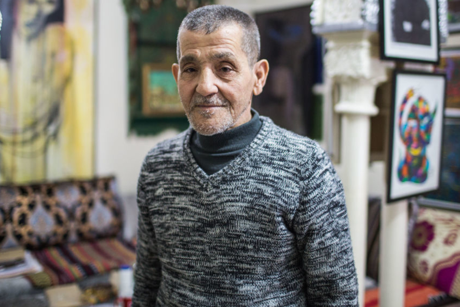 The Story Of The Forgotten Author of Tangier