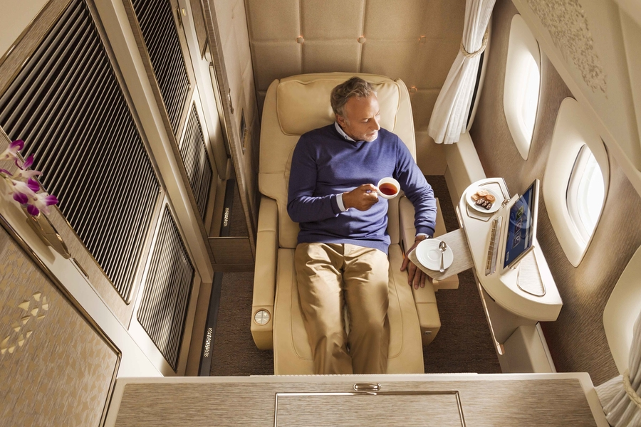 Emirates Just Changed The Game On Inflight Dining