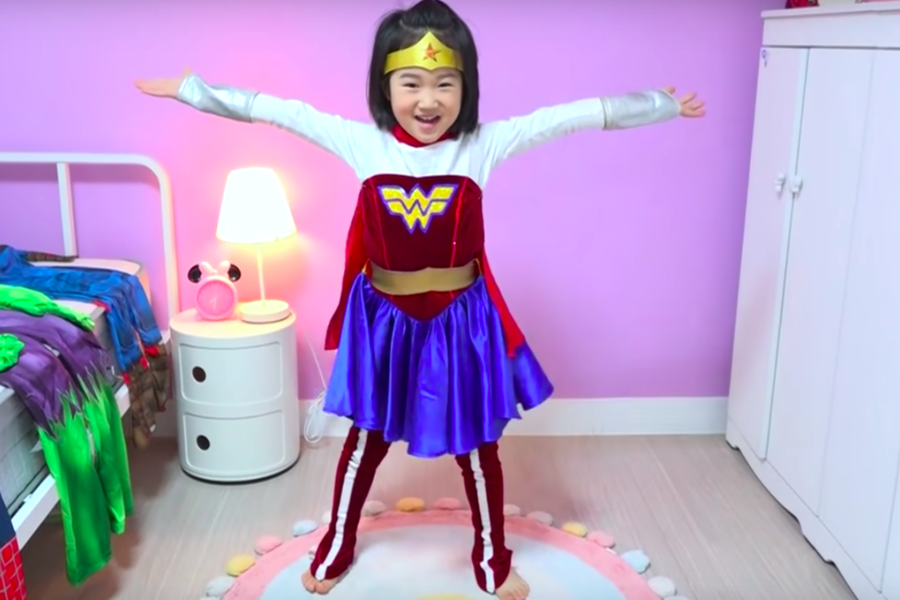 Kid YouTubers Will Give You Career Envy