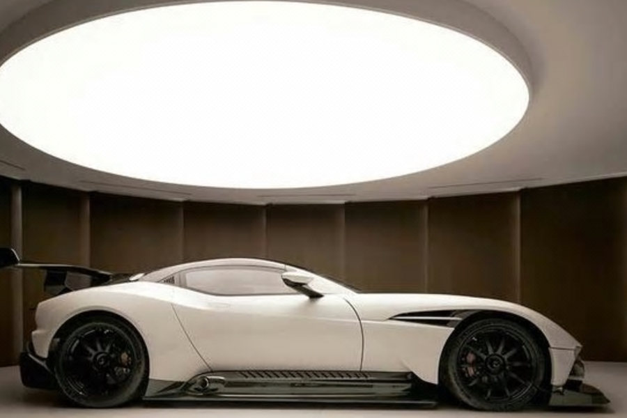 Take A Tour Of The $71.5M Penthouse That Comes With A Free Aston Martin Vulcan