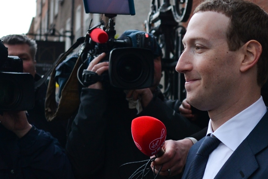 Facebook Was Transcribing Its Users' Conversations, for Some Reason