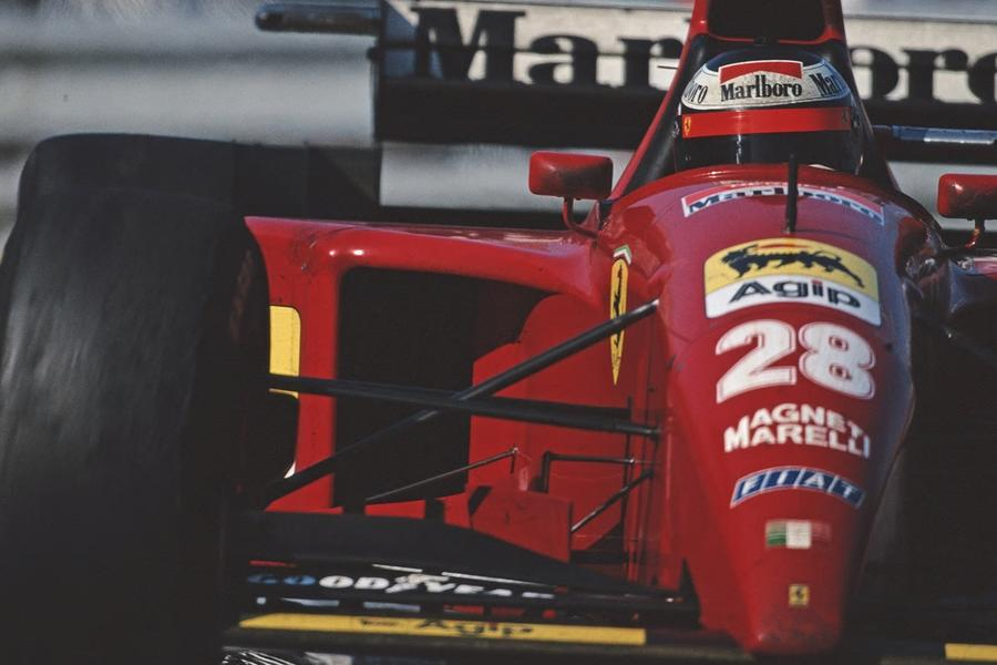Ferrari's Last Ever V12 Formula One Engine Is Up For Sale on eBay