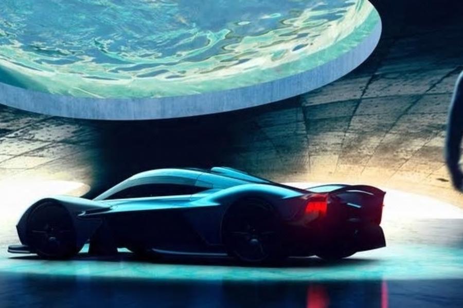 Aston Martin Will Basically Build You A Bat Cave Underneath Your House