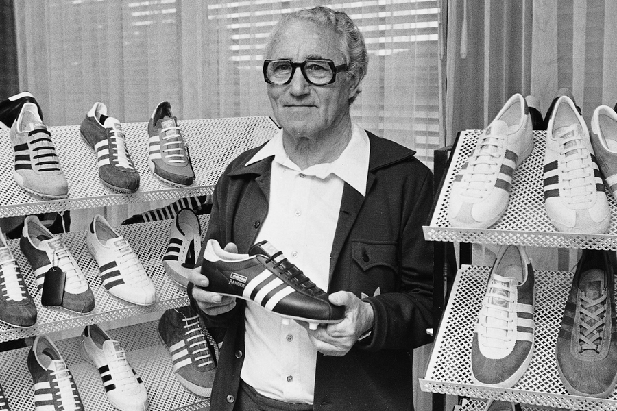 Here's How Adi Dassler Helped Create Streetwear